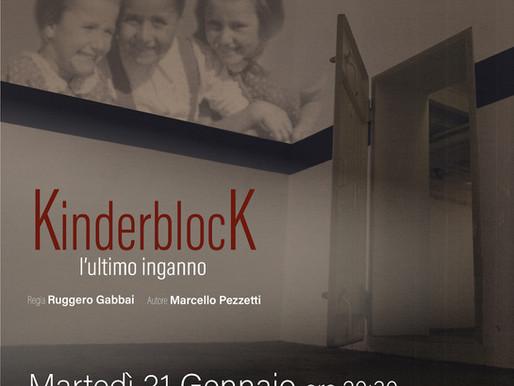 FILM: Kinderblock, l'ultimo inganno - Milano
