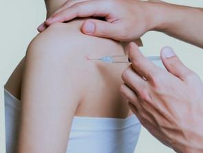 Trauma alla spalla: una infiltrazione potrebbe aiutare
