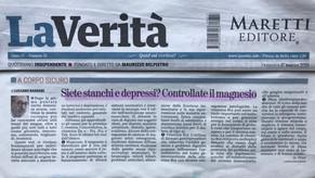 La Verità - 17/03/2019