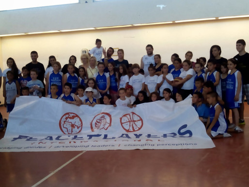 PLAYERS FOR PEACE BELLACITA 2014