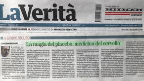 La Verità - 21/04/2019 - La magia del placebo, medicina del cervello