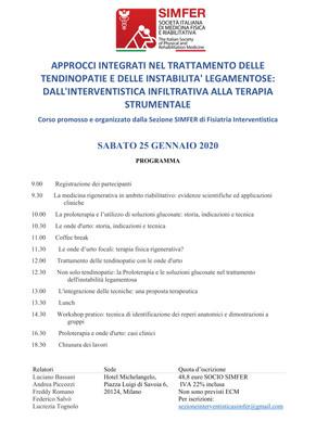 Si è tenuto a Milano questo interessante corso, alcune foto per ricordare questa interessante giorna