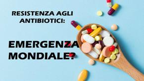 Resistenza agli antibiotici, grande rischio globale - La Verità 02/08/2021