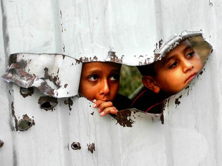 16 bambini palestinesi operati all'ospedale di Hadassah