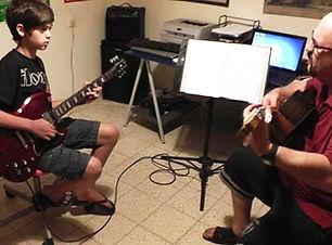מורה לגיטרה במודיעין