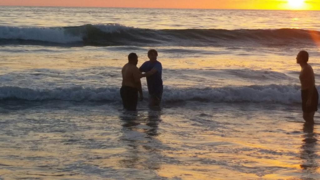 Baptism of Judah & Derek