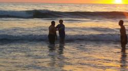 Baptism of Judah & Derek
