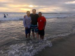 Julio, Pastor Buck, Roger