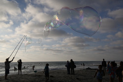 That is the biggest bubble ever!