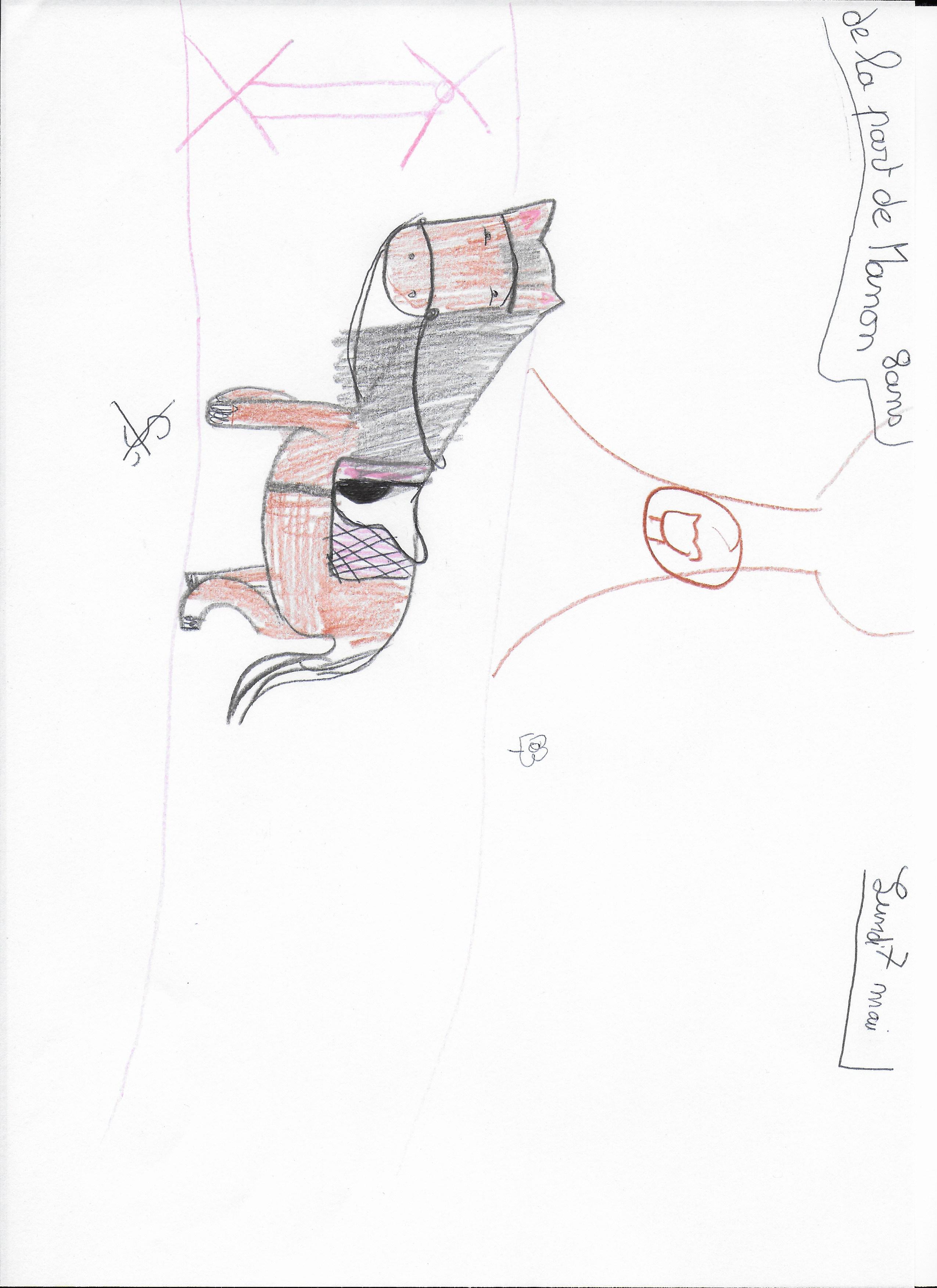 Manon 8 ans
