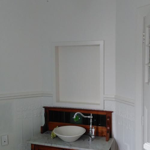 French Villa Bathroom Renovation