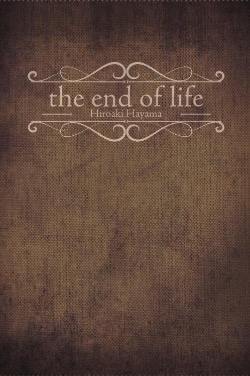 【CD&DVD,写真集】the end of life  豪華BOX復刻盤