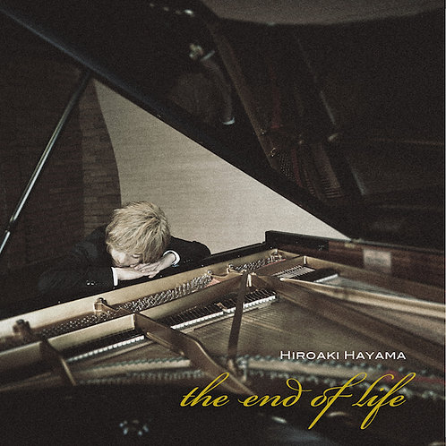 【CD】the end of life  通常盤