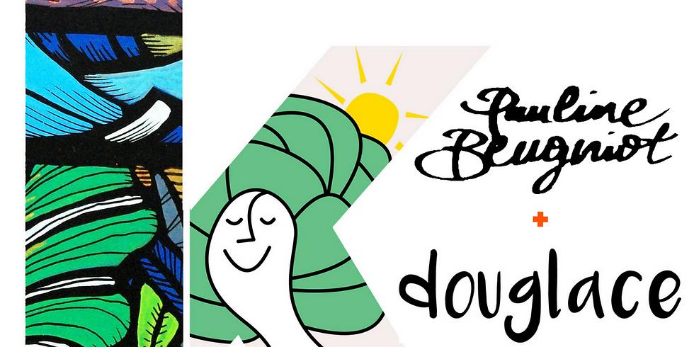 EXPO illustrations PAULINE BEUGNIOT & DOUGLACE