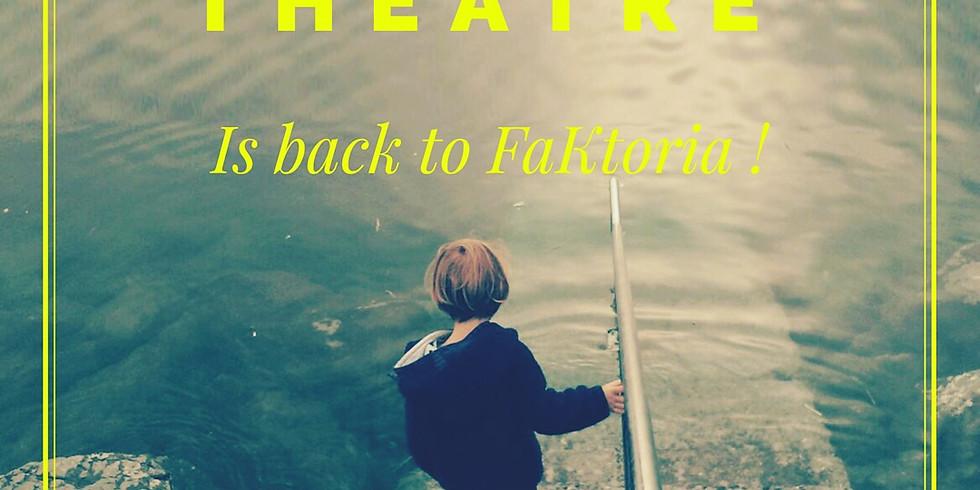 Mécanica Théâtre is back to FaKtoria !