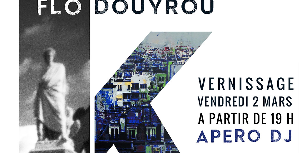 Sérigraphies by C. Worboys & Photos by F. Douyrou