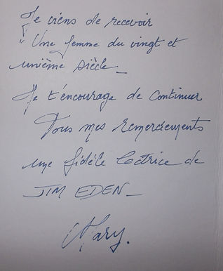 Commentaire Livre Une femme du vingt et unième siècle Jim Edenhttps://www.lesecrituresducoeur.com/livre Les Écritures du Cœur