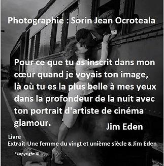 Extrait Livre Une femme du vingt et unième siècle Jim Eden Les Écritures du Cœur https://www.lesecrituresducoeur.com/poesie