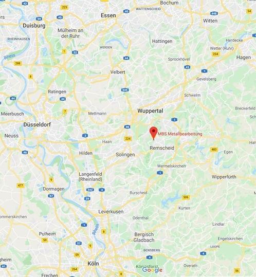 MBS Metallbearbeitung_Remscheid_Standort
