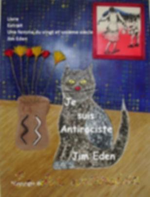 Je suis antiraciste Jim Eden Les Écritures du Cœur www.lesecrituresducoeur.com/biographie