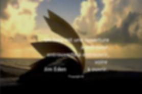Un livre est une ouverture à entrevoir, entrouverte à entrouvrir, voire à ouvrir. Jim Eden Les Écritures du Cœur https://www.lesecrituresducoeur.com/citation