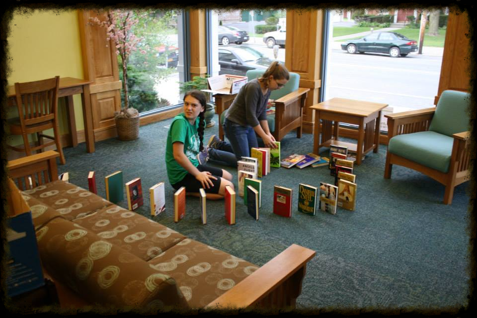 After Hours Book Dominoes