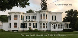 The beautiful Dr. Best House