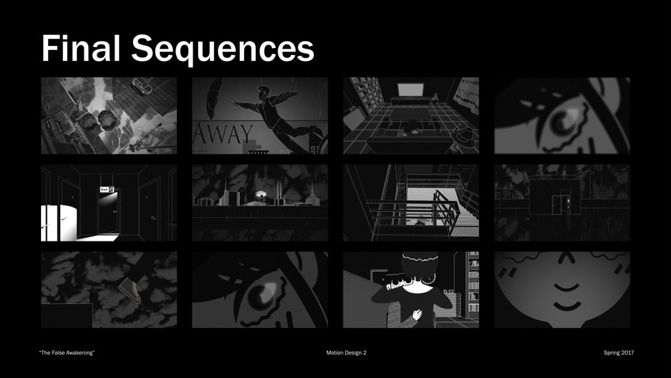 FINAL SEQUENCES
