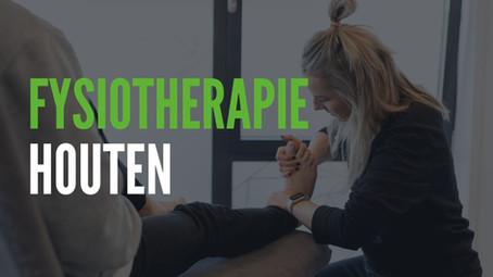Fysiotherapie in Houten: het team van Moventes staat voor je klaar