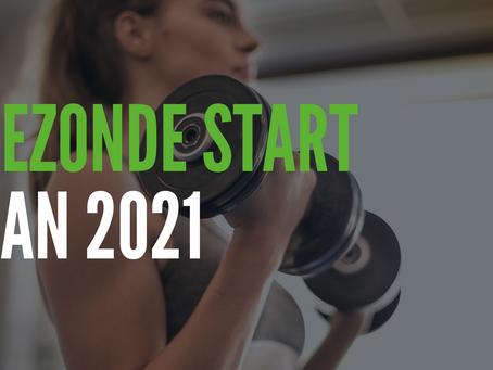 Een gezonde start van 2021!
