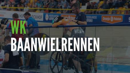 WK Baanwielrennen 2020