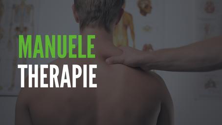 Is Manuele Therapie iets voor jou?