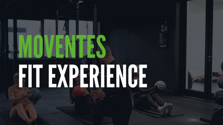 Moventes opent de Fit Experience!