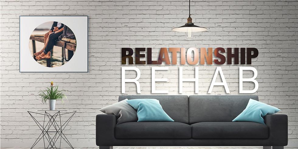 Relationship Rehab Marriage Retreat