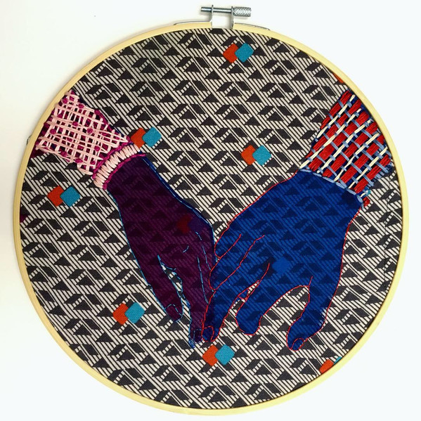 Embroidered Intimacy