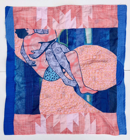 Quilted intimacy Study