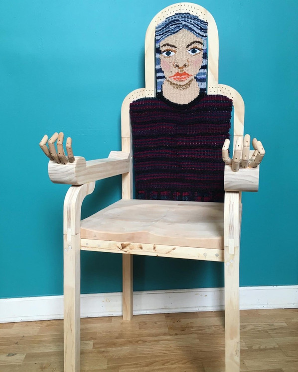 Physical and Emotional Support Chair