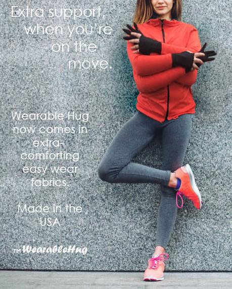 Wearable Hug 4 (athleisure-wear)