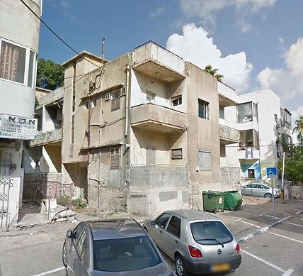 פבזנר 64, חיפה
