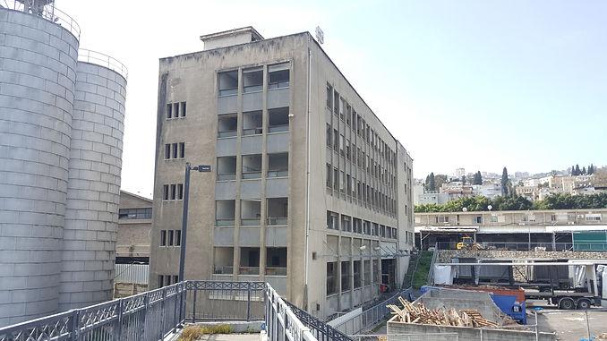 חטיבת גולני 38, חיפה