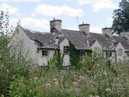 """תמ""""א 38 למבנים נטושים באנגליה"""