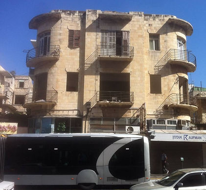 הנביאים 13, חיפה