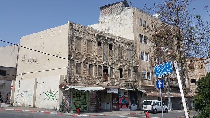 חטיבת גולני 24, חיפה