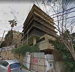 """הבניין שימש כארכיון צה""""ל. נקרא גם סליק ועדי."""