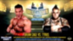 Cage vs  Tyrus   - F2F Wrestling Bruggad