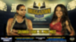 Evans vs Maxx  - F2F Wrestling Bruggadow