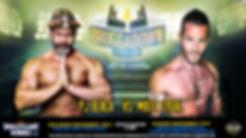PJ Black vs Matt Sydal - F2F Wrestling B