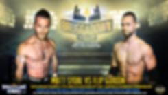 Matt Sydal vs Flip Gordan   - F2F Wrestl