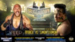 Ryback vs Simon  Sermon  - F2F Wrestling