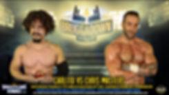 Carlito vs Chris Masters  - F2F Wrestlin